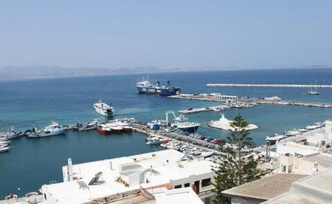 """Νάξος, λιμάνι: Υπάρχει και 4ο """"αγκάθι""""..."""