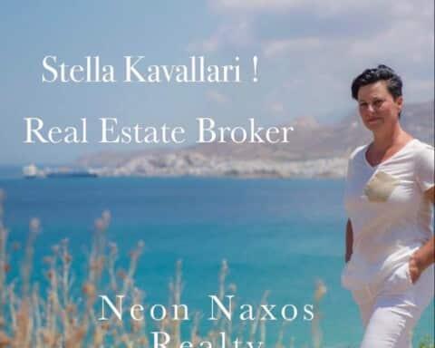 Στέλλα Καβαλλάρη (Neon Realty): προσφέρουμε υψηλού επιπέδου μεσιτικές και συμβουλευτικές υπηρεσίες εξασφαλίζοντας τη μέγιστη ικανοποίηση των πελατών μας.