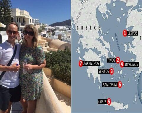 """Η Σέριφος διαμαρτύρεται έντονα για την τουριστική """"καραντίνα"""" του νησιού από τους Βρετανούς"""