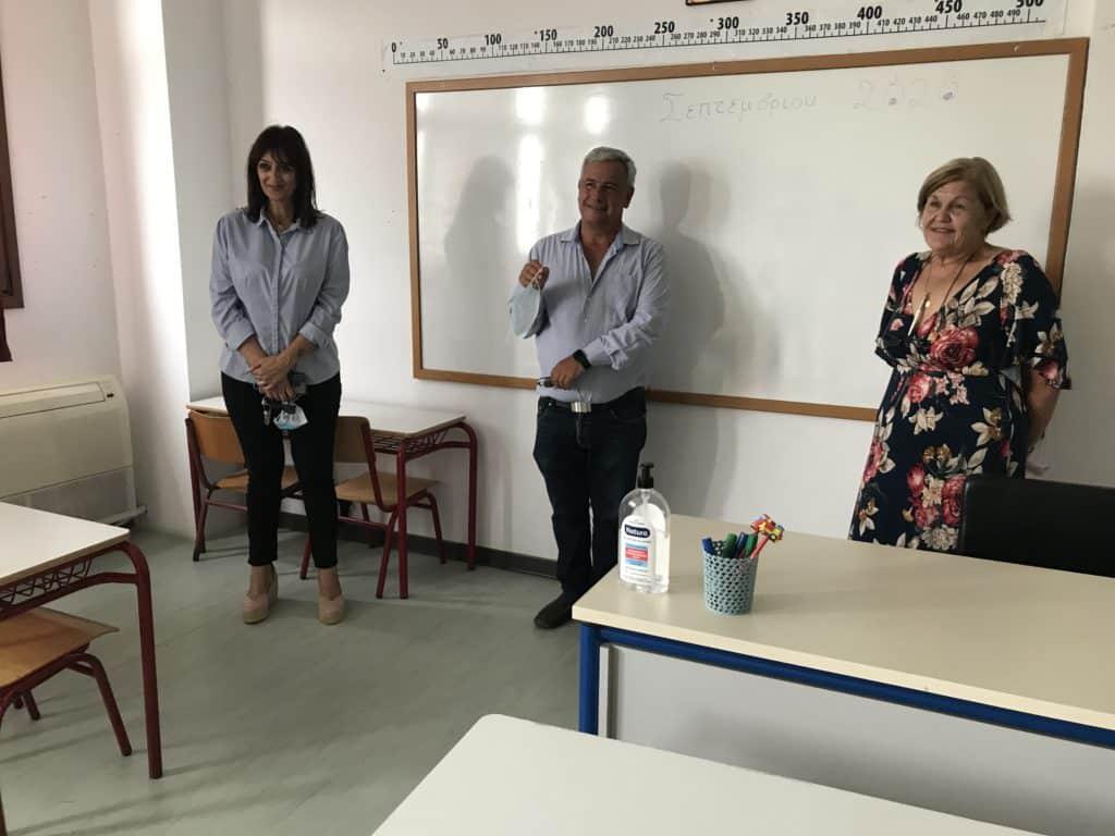 Ίδρυμα Ευγενίδου Σίφνος: Εξόπλισε τεχνολογικά το Δημοτικό Σχολείο