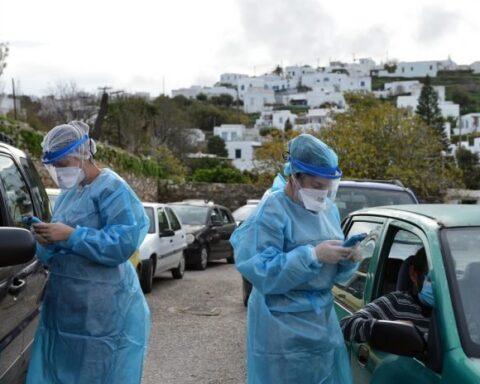 Έκκληση δήμου Σίφνου για διενέργεια τεστ κορωνοϊού όλων όσων φτάνουν στο νησί μετά τις γιορτές