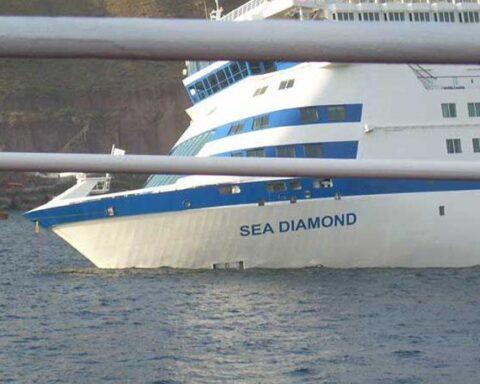 Για άλλη μια φορά η ανέλκυση του Sea Diamond στη Βουλή.