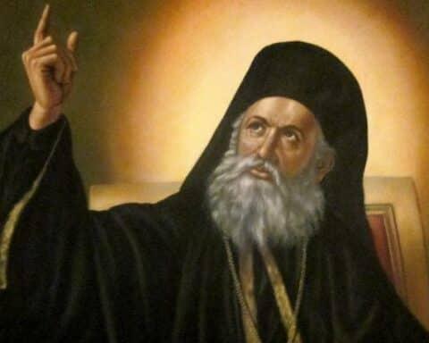 Σαν σήμερα (10 Απριλίου 1821): Απαγχονίζεται (από τους Τούρκους) ο Πατριάρχης Γρηγόριος ο Ε'