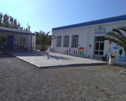 Εργασίες επισκευής και συντήρησης σχολικών κτηρίων και αθλητικών εγκαταστάσεων του Δήμου Μήλου