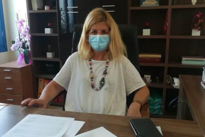 Γ.Ν-Κ.Υ Νάξου - Καλλίτσα Φραγκίσκου: Έκδοση προσωρινού ΑΜΚΑ για τη συμμετοχή στους εμβολιασμούς κατά του COVID-19
