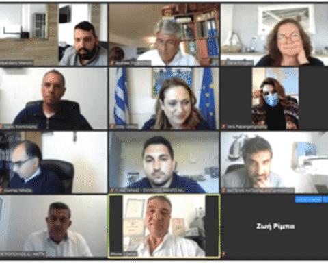 Συζήτηση των ξενοδόχων Νάξου και Πάρου-Αντιπάρου για το επικείμενο άνοιγμα της τουριστικής σεζόν