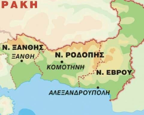 Η Ελλάδα δεν είναι επιθετική και αυταρχική χώρα όπως η Τουρκία...