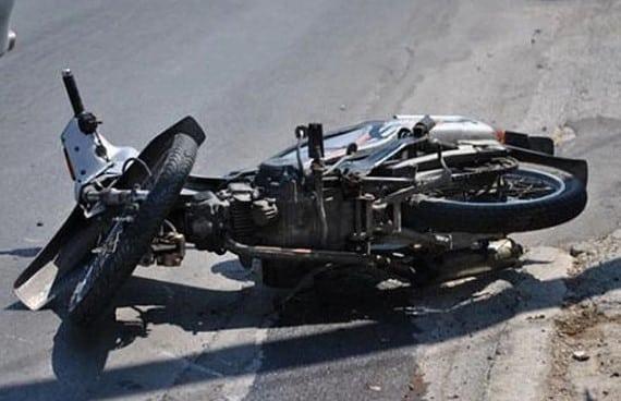 Νεκρός 35χρονος σε τροχαίο με δίκυκλο, στη Σαντορίνη
