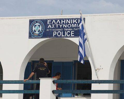 Φίλιππος Φόρτωμας: «Αναγκαία η άμεση στελέχωση του Αστυνομικού Τμήματος Πάρου»