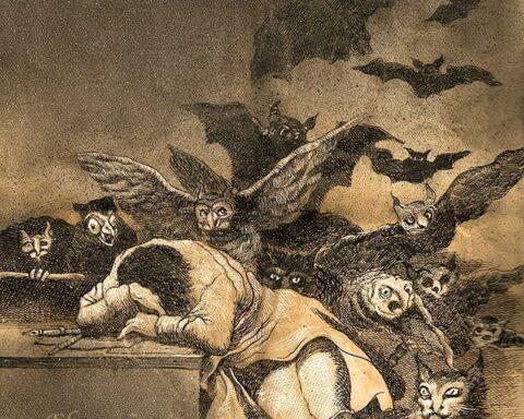 Όταν πεθαίνει η λογική τότε γεννιούνται τέρατα, έλεγε ο Γκόγια.