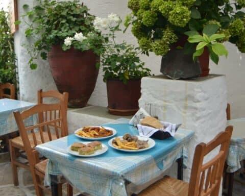 ΓΣΕΒΕΕ: Κλειδί η σύνδεση αγροδιατροφής-εστίασης -Γαστρονομικός τουρισμός σε τοπική κλίμακα