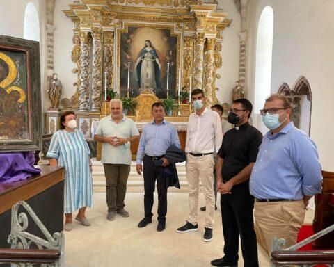 """""""Οργώνει"""" από σήμερα και έως τις 04 Αυγούστου τις Κυκλάδες, η υπουργός Πολιτισμού και Αθλητισμού, Λ. Μενδώνη. Επισκέφθηκε σήμερα αρχαιολογικούς χώρους και μουσεία σε Τήνο και Νάξο (όπου θα παραμείνει και αύριο)... Και έπεται και συνέχεια..."""