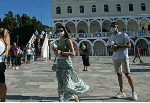 Γώγος σε ΣΚΑΪ: Και η Τήνος στα «κόκκινα» νησιά μαζί Ίο και Πάρο
