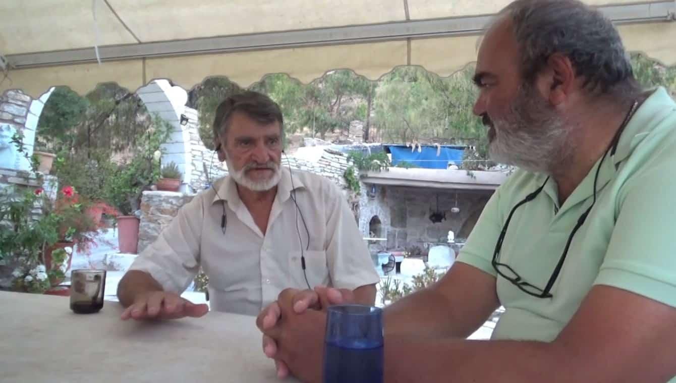 Γιάννης Φραντζέσκος: Όνειρό μου, εδώ και 40 χρόνια, να γίνει στη Νάξο ένα Πάρκο Τέχνης