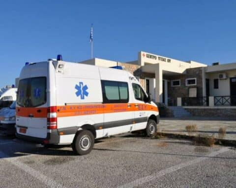 Σύρος: Νεκρή 18χρονη η οποία μεταφέρθηκε επειγόντος από την Ίο