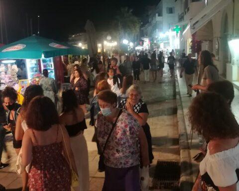 """Νάξος, Τετάρτη, 25 Αυγούστου: Το καλοκαίρι καλά κρατεί! (Video) - Β. Κατσαράς: """"Δεν τελειώσαμε ακόμη."""""""