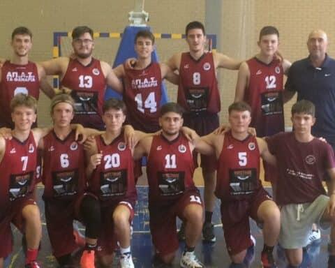 Πρωταθλητές Αιγαίου στο Μπάσκετ οι Έφηβοι του ΑΠ.Α.Σ.