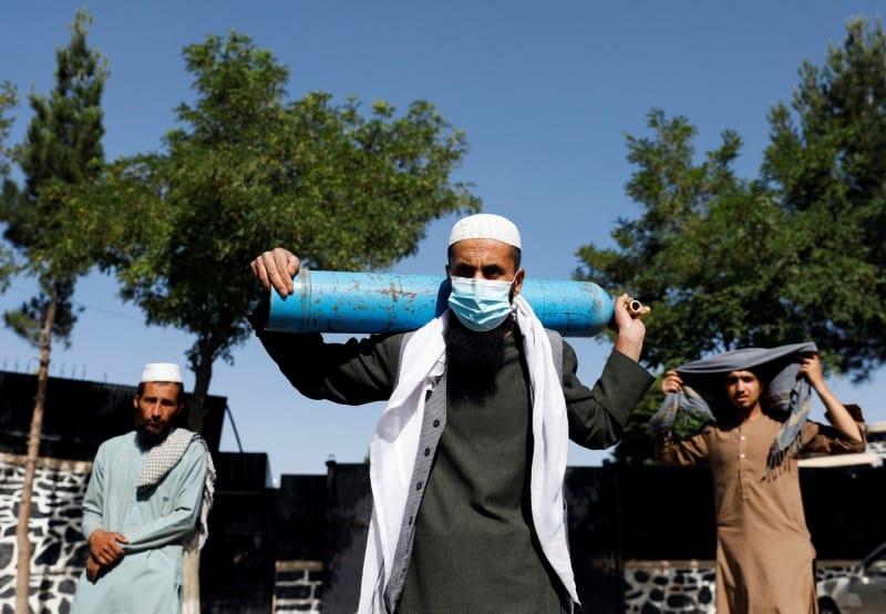 Ρούλα Μπράουν: Πυρκαγιές, Covid 19 και Αφγανιστάν!
