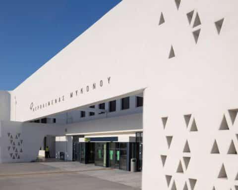 Δήμαρχος Μυκόνου: Το αεροδρόμιο Μυκόνου θα ονομαστεί «Μαντώ Μαυρογένους»
