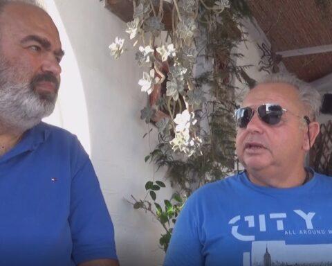 """Ο Πρόεδρος Επαγγελματιών Κουφονησίων Μιχάλης Κωβαίος στον """"Κ"""""""
