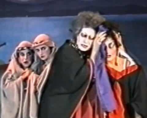 Σπάνιο ντοκουμέντο: Η συμμετοχή της Νάξου στην πρώτη Συνάντηση Ερασιτεχνικών Θιάσων Αιγαίου, 1988
