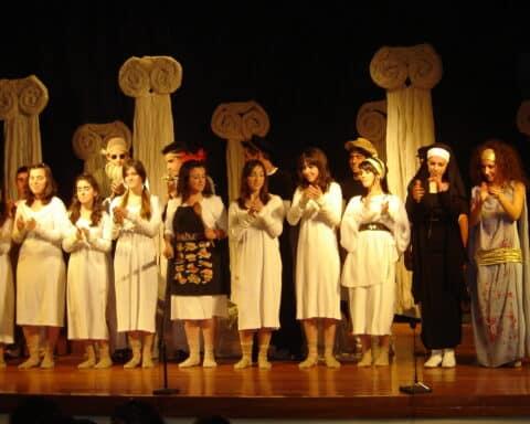23 θεατρικές ομάδες στην 32η Συνάντηση Ερασιτεχνικών Θιάσων Αιγαίου στη Νάξο