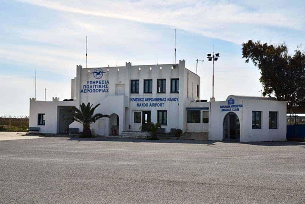 """Φάκελος """"Αεροδρόμιο Νάξου"""": Στην """"Εντατική"""" του Εφετείου Αιγαίου, λόγω κορωνοϊού, οι απαλλοτριώσεις για την επιμήκυνση του διαδρόμου..."""