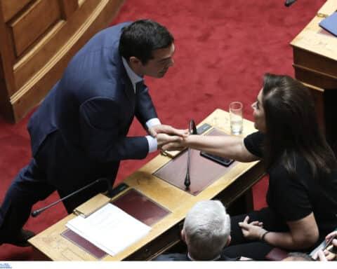Αλέξης Τσίπρας για Ντόρα Μπακογιάννη / «Είναι μαχήτρια και θα βγει νικήτρια»
